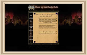 Bane of the Aegis Guild web site