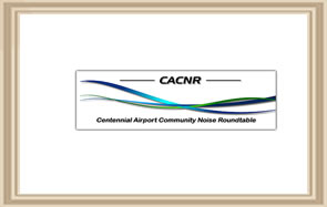 Centennial Airport Community Noise Roundtable logo